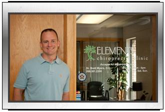 Kalamazoo. Portage Chiropractor Dr. Brett Myers