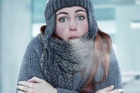 back and neck pain from shivering elements chiropractic clinic